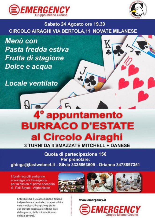 Via Bertola Novate Milanese Mi.Circolo Sempre Avanti A Airaghi Circolo Novate Milanese